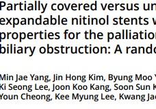 Case_Partially covered versus uncovered self-expandable nitinol stents